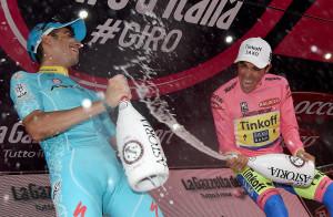 98th Giro d'Italia: 21sth stage:Torino-Milan