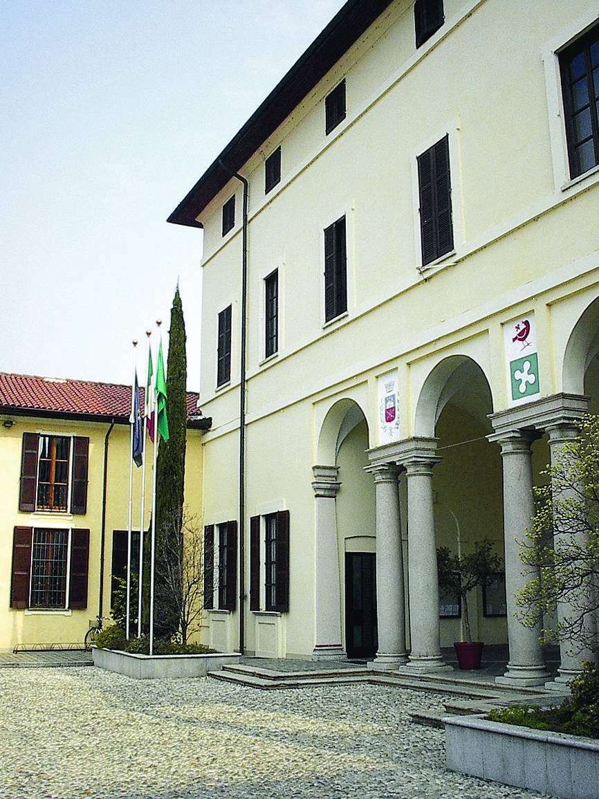 ROB - palazzo fagnani-arese, Municipio