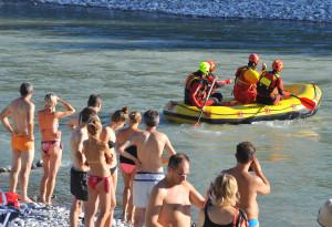 Castelletto di Cuggiono annegamento ticino 16 08 2015