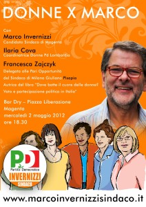 Magenta_Donne x Marco_volantino