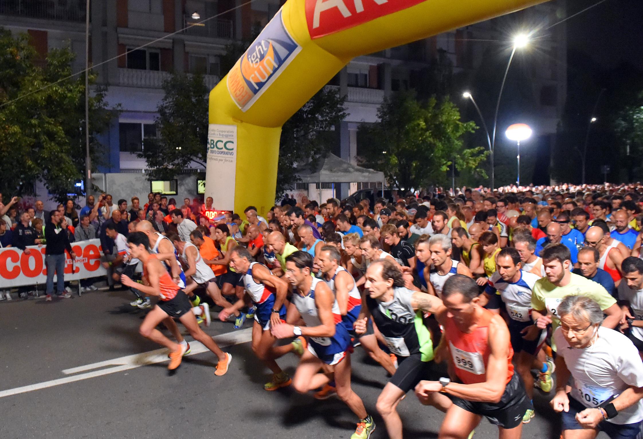 Legnano Night Run11 09 2015