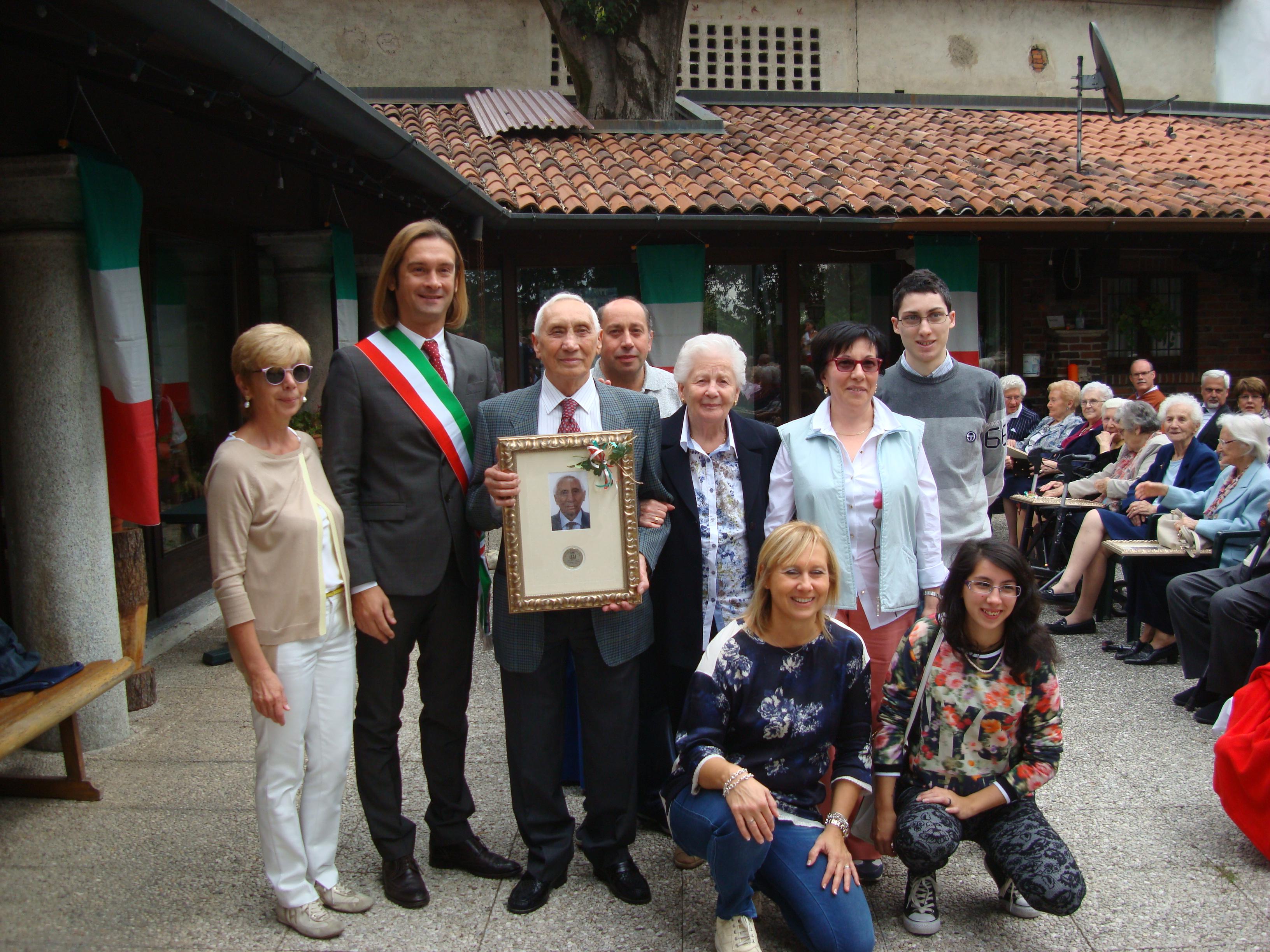 Sartorelli - 90 anni