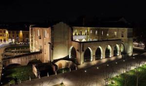 Castello Visconteo Abbiategrasso_bynight