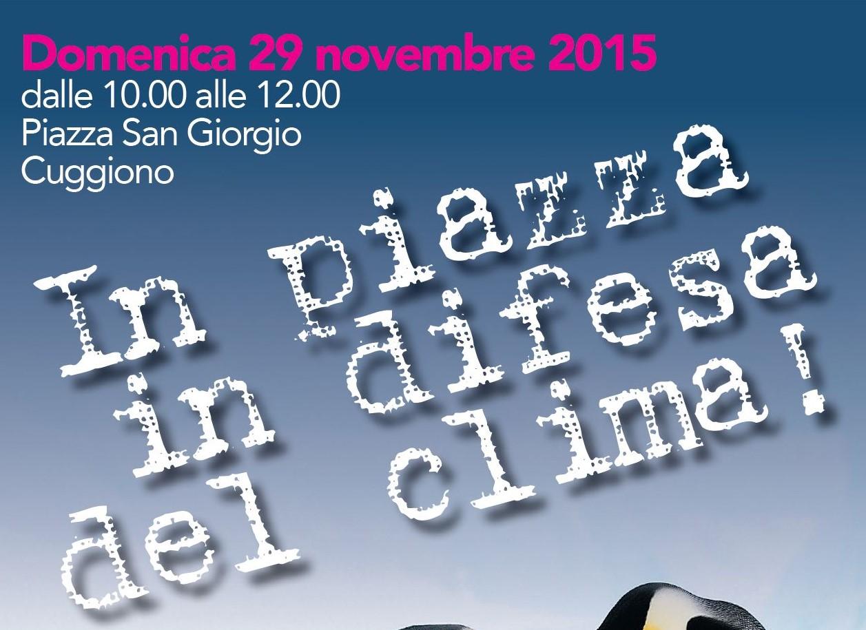 Cuggiono in piazza per il clima (2)