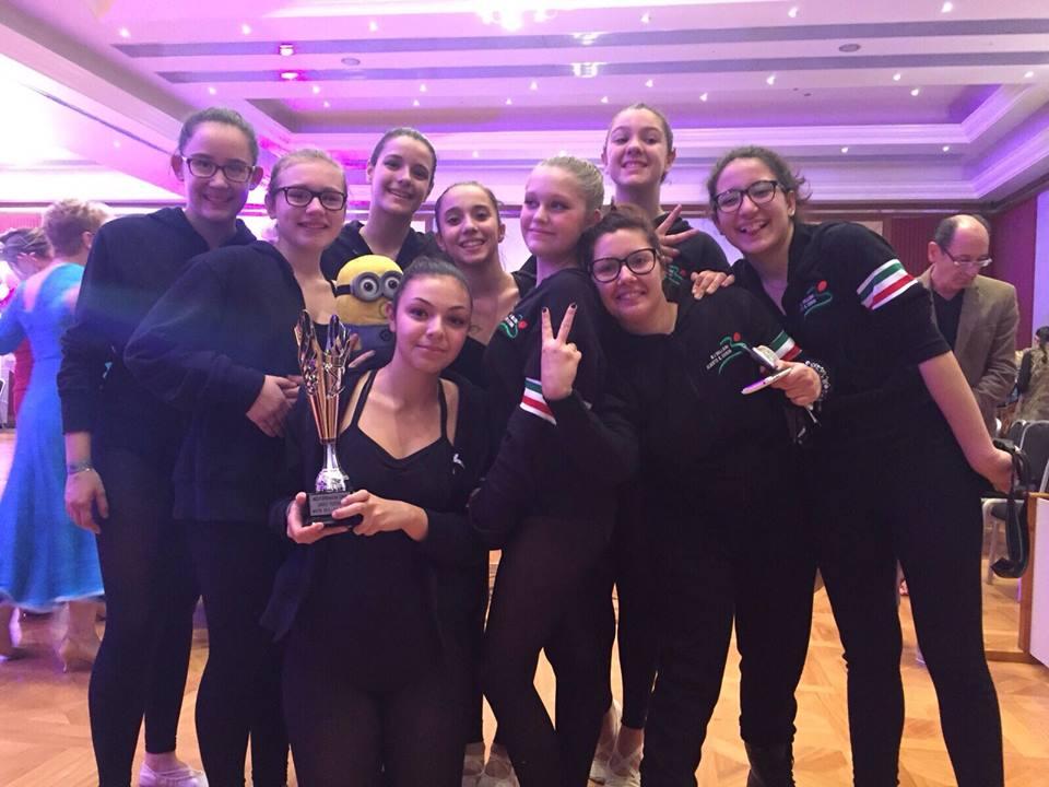 1)Gruppo Danza Passion for Movement