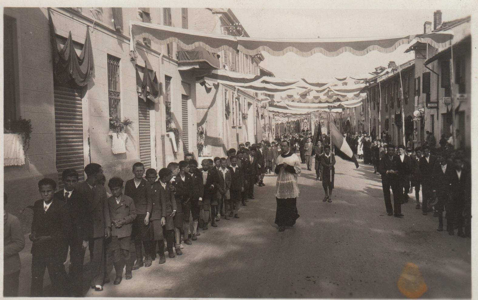 processione 1950
