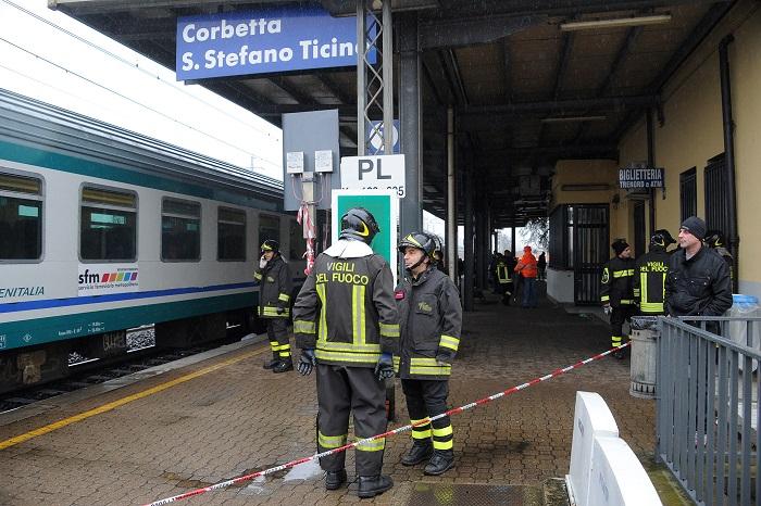 Santo Stefano - Investimento mortale in stazione