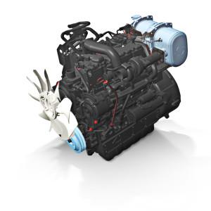 motore_ serie K105