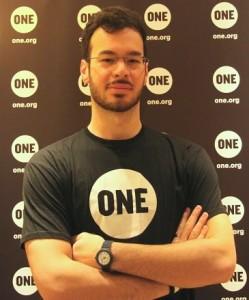 Federico Sarri - ONE Youth Ambassador
