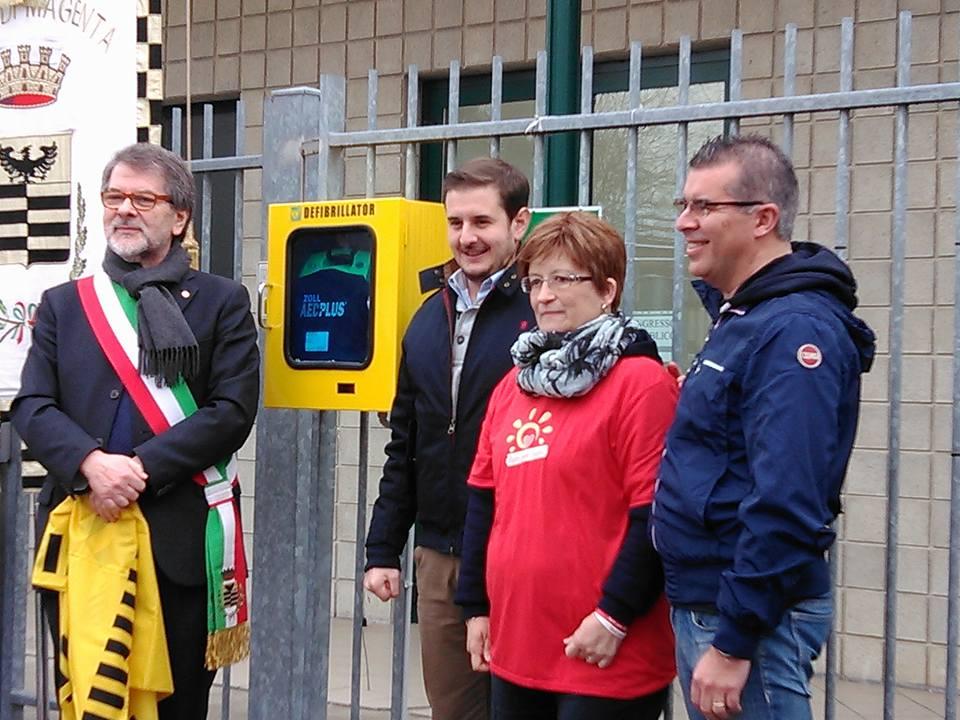 inaugurazione defibrillatore 1