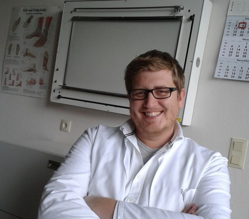 dottor Daniele Marcolli