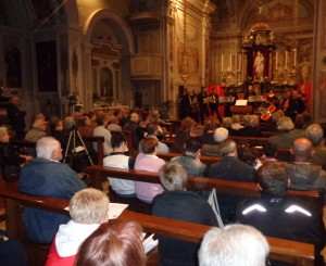 Concerto in san Rocco