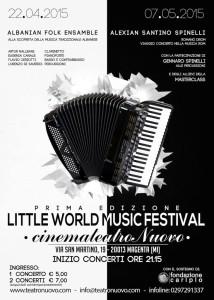 Little World Music Festival_Cinemateatronuovo_Magenta_2015