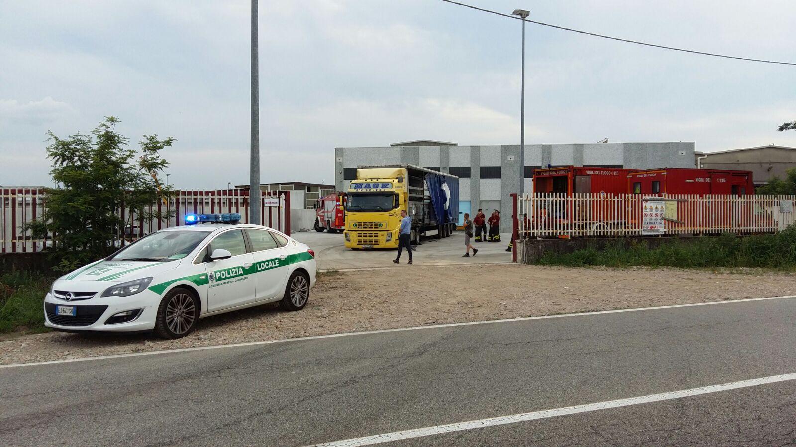 ossona polizia locale