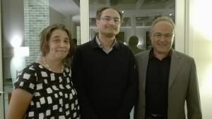 Giovanna Brazzola, Paolo Corvo, Pierluca Oldani