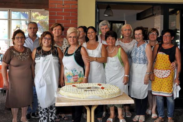 tutte le donne di San Rocco (con torta)