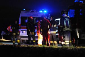 Corbetta - Incidente