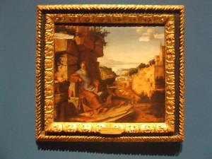 Bartolomeo Montagna San Girolamo nel Deserto