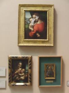 Giampietrino (Gian Pietro Rizzoli), Madonna con il Bambino (Madonna della mela)