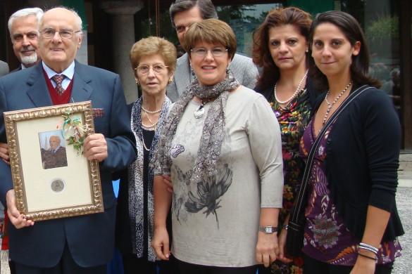 Giogio Valloni -90 anni