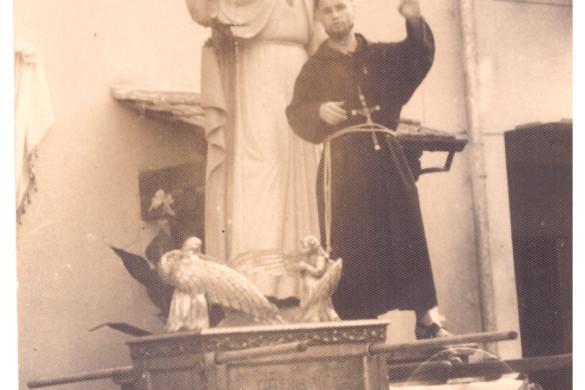 Mdonna pellegrina