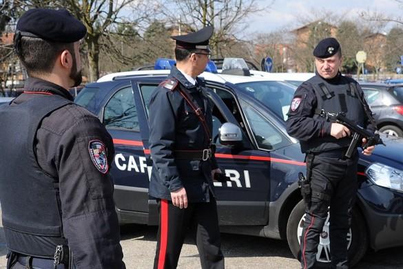 Magenta - Controlli Carabinieri