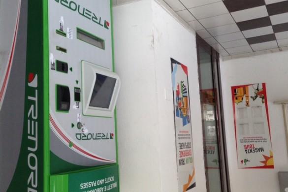 Foto dispositivo automatico stazione