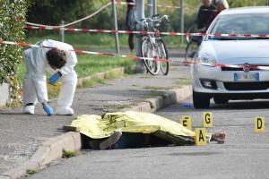 Legnano - Omicidio via Tasso
