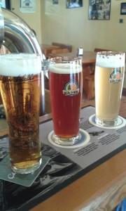 bup del vitori, birre, boccali