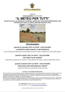 Locandina incontri meteo settembre ottobre 2017(2)