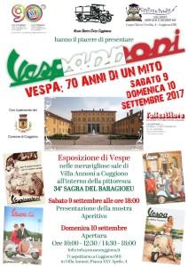 Vespannoni, sagra del baragioeu 2017, cuggiono