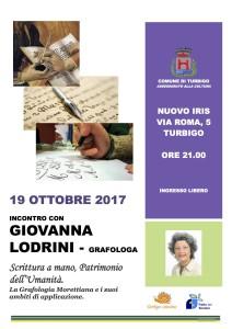 Copia di locandina_Grafologia