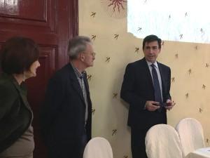 Direttore Socio Sanitario ASST Ovest Milanese dottor Giancarlo Iannello