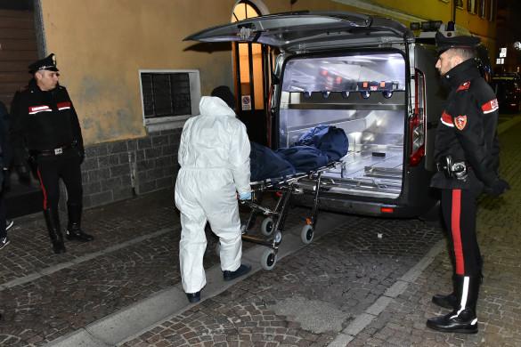 Parabiago - Omicidio Simona Forelli