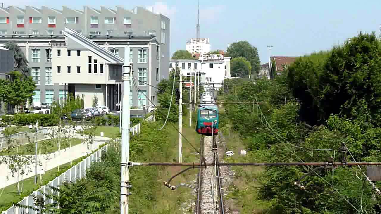 Vigevano meno carrozze sui treni in partenza sulla linea - Treni vigevano milano porta genova ...
