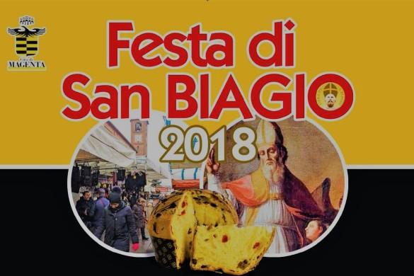 Locandina San Biagio 2018