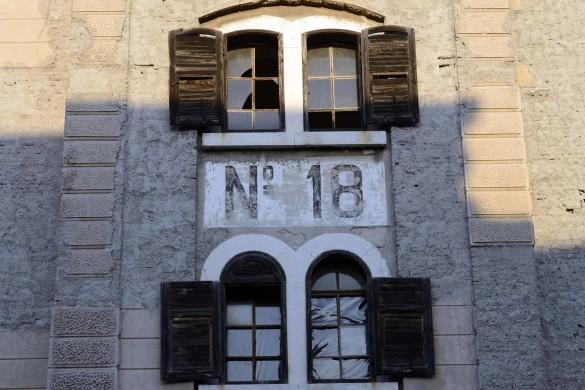 Magazzino 18 del Porto Vecchio - Trieste 16/02/2017