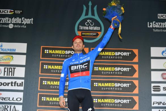 Tirreno-Adriatico 2018 - edizione 53 - crono squadre - da Lido di Camaiore a Lido di Camaiore (21