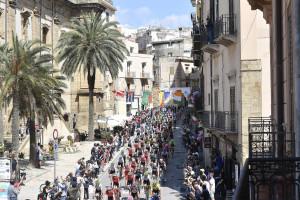 Giro d'Italia 2018 - edizione 101- tappa 5 AGRIGENTO - SANTA NINFA