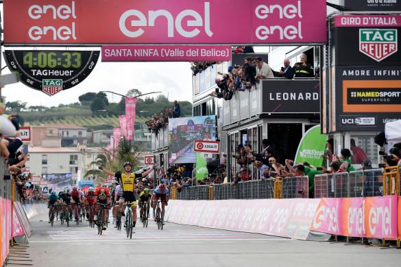 Giro d'Italia 2018 - edizione 101- tappa 5AGRIGENTO - SANTA NINFA