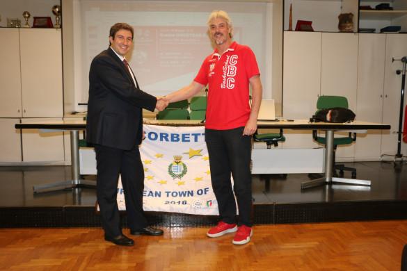 corbetta guinness world record