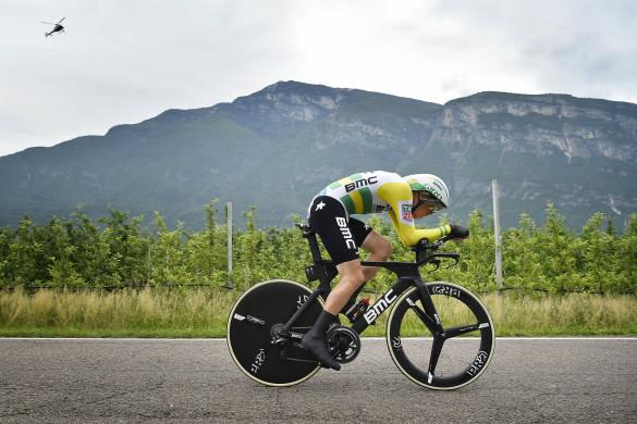 Giro d'Italia 2018 - edizione 101-   tappa 16TRENTO - ROVERETO (ITT)