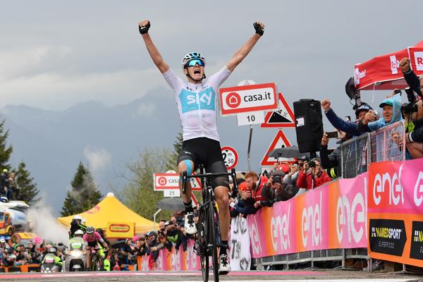 Giro d'Italia 2018 - edizione 101