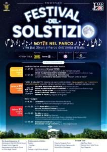 Festival Solstizio Estate 2018