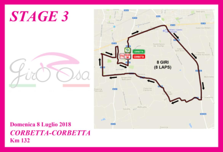 Giro a Corbetta