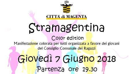 Stramagentina color edition