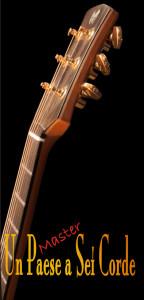 sei corde foto chitarra