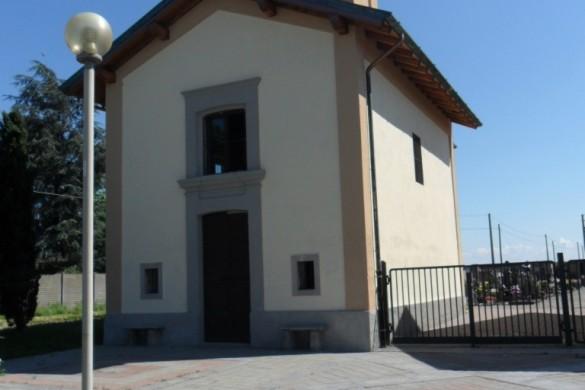 Malvaglio - chiesetta cimitero -maggio 2013