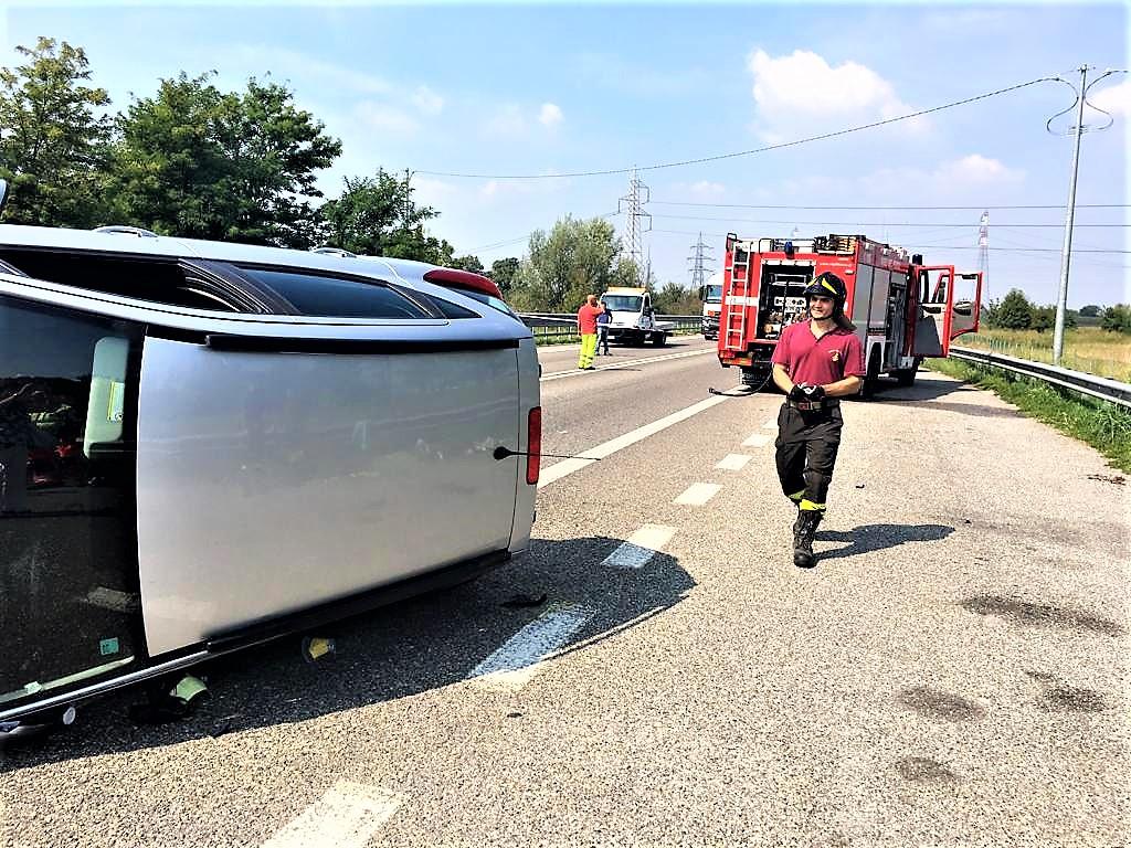 SS  336, Magenta – Malpensa: Incidente blocca la superstrada