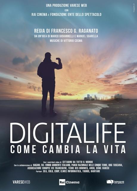 Risultati immagini per Tour nazionale nei cinema per il film Digitalife